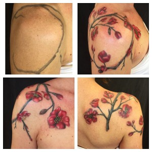 transformation coverup