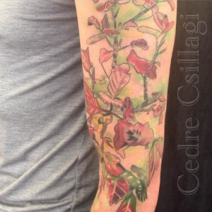 poison ivy watercolor color vines duplication leaves itchy