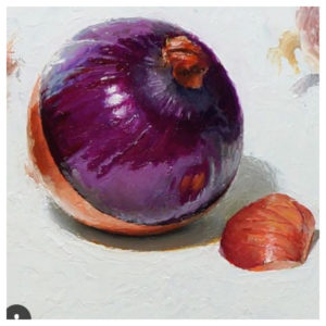 onion, paiting, duplication